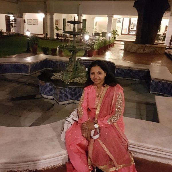 Aparna Sangwar